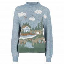 Pullover - Regular Fit - Farm