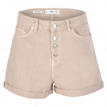 Shorts - Comfort Fit - Buttons