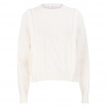 Pullover - Regular Fit - Strickoptik