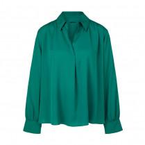 Bluse - Comfort Fit - V Neck