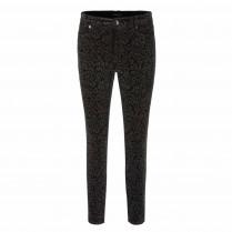 Jeans - Skinny Fit - Leoprint
