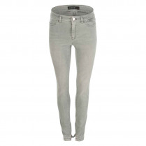 Jeans -  Slim Fit - Zierzipper 100000