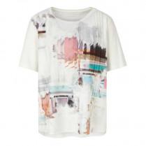 Blusenshirt - Comfort Fit - Print