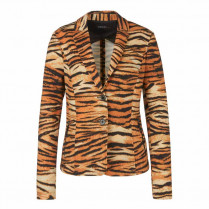Blazer - Regular Fit - Animalprint