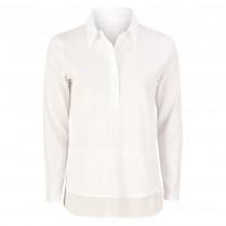 Poloshirt - Regular Fit - unfiarben