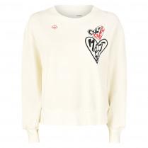 Sweater - oversized - Print