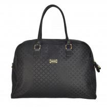Reisetasche - Ledergriffe