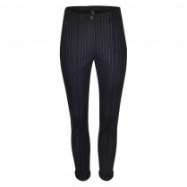 Hose- Regular Fit - Stripes