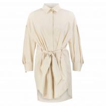 Bluse - Regular Fit - Unifarbem