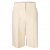 Shorts - Straight Fit - Bügelfalte