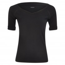 T-Shirt - Slim Fit - V-Neck