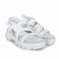 Sandale - Unifarben