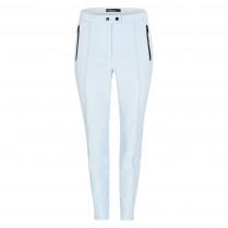 Jerseyhose - Slim Fit - Zipper