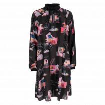 Kleid - Loose Fit - Print