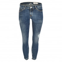 Jeans - Super Skinny Fit - cropped