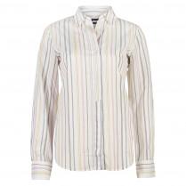 Hemdbluse - Regular Fit - Stripes