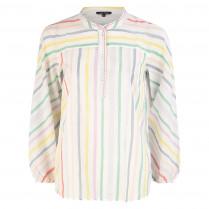 Bluse - Loose Fit  - Stripes 100000
