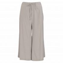 Culotte - Straight Fit - Unifarben