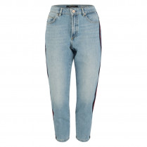 Jeans - Straight Fit - cropped 111242
