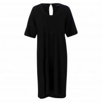 Jerseykleid - Comfort Fit - V-Neck