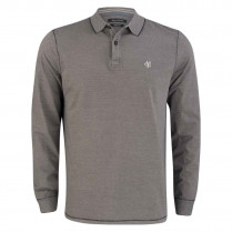 Poloshirt - Regular Fit - unifarben 100000