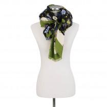 Schal - Blumenprint 100000