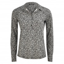 Shirtbluse - Loose Fit - Print