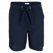 Shorts - Straight Fit - Unifarben