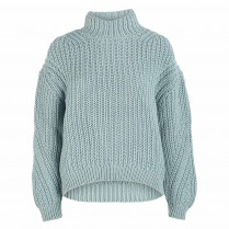 Strickpullover - Loose Fit - Wolle