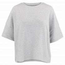 Sweatshirt 1/2  Arm - Oversize - Crewneck