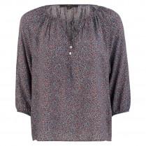 Bluse - Regular-Fit - 3/4-Arm 100000
