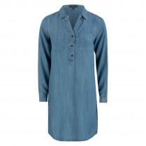 Kleid - Regular Fit - Denim 100000