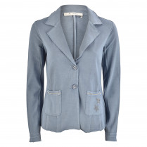 Blazer - Regular Fit - Waffelstruktur 100000