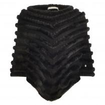 Cape - Comfort Fit - Fake Fur