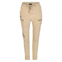 Cargohose - Slim Fit - unifarben