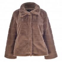 Jacke - Comfort Fit - Fake Fur
