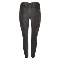 Jeans - Slim Fit - Strass