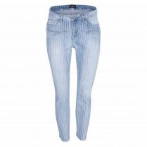 Jeans - Slim Fit - Stripes