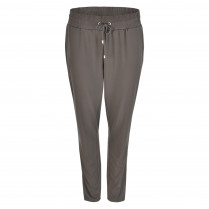 Joggpant - Tapered Leg - unifarben