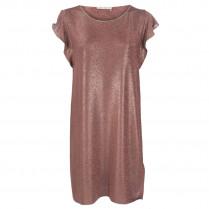 Kleid - Regular Fit - Glitzer-Optik 100284