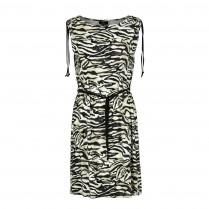 Kleid - Regular Fit - Animalprint