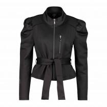 Jacke - fitted - Neopren-Qualität