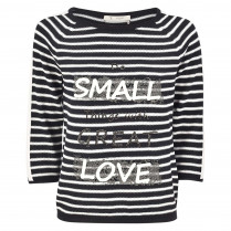 Pullover - Comfort Fit - Stripes