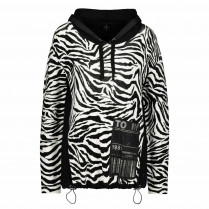 Pullover - oversized - Print