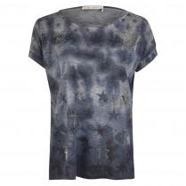 Shirt - Loose Fit - Boatneck 100000