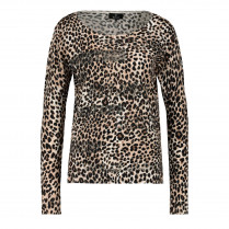 Pullover - Regular Fit - Leoprint
