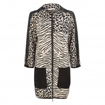 Cardigan - Comfort Fit - Animalprint