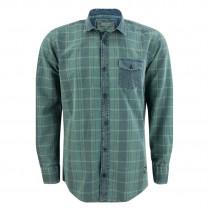 Freizeithemd - Regular Fit - Muster 100000