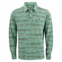 Poloshirt - Comfort Fit - Stripes 100000