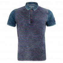 Poloshirt - Regular Fit - Stipes